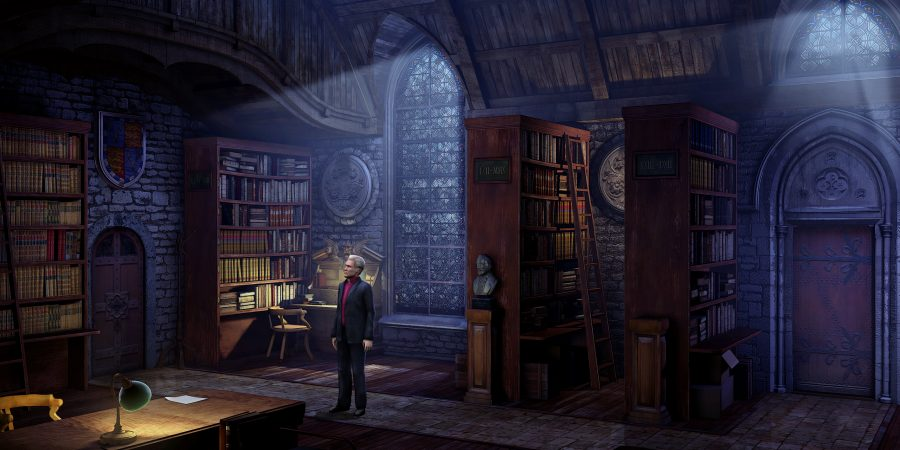 Point and Click Adventure 'Secret Files 2: Puritas Cordis' Heading to the App Store Later this Year