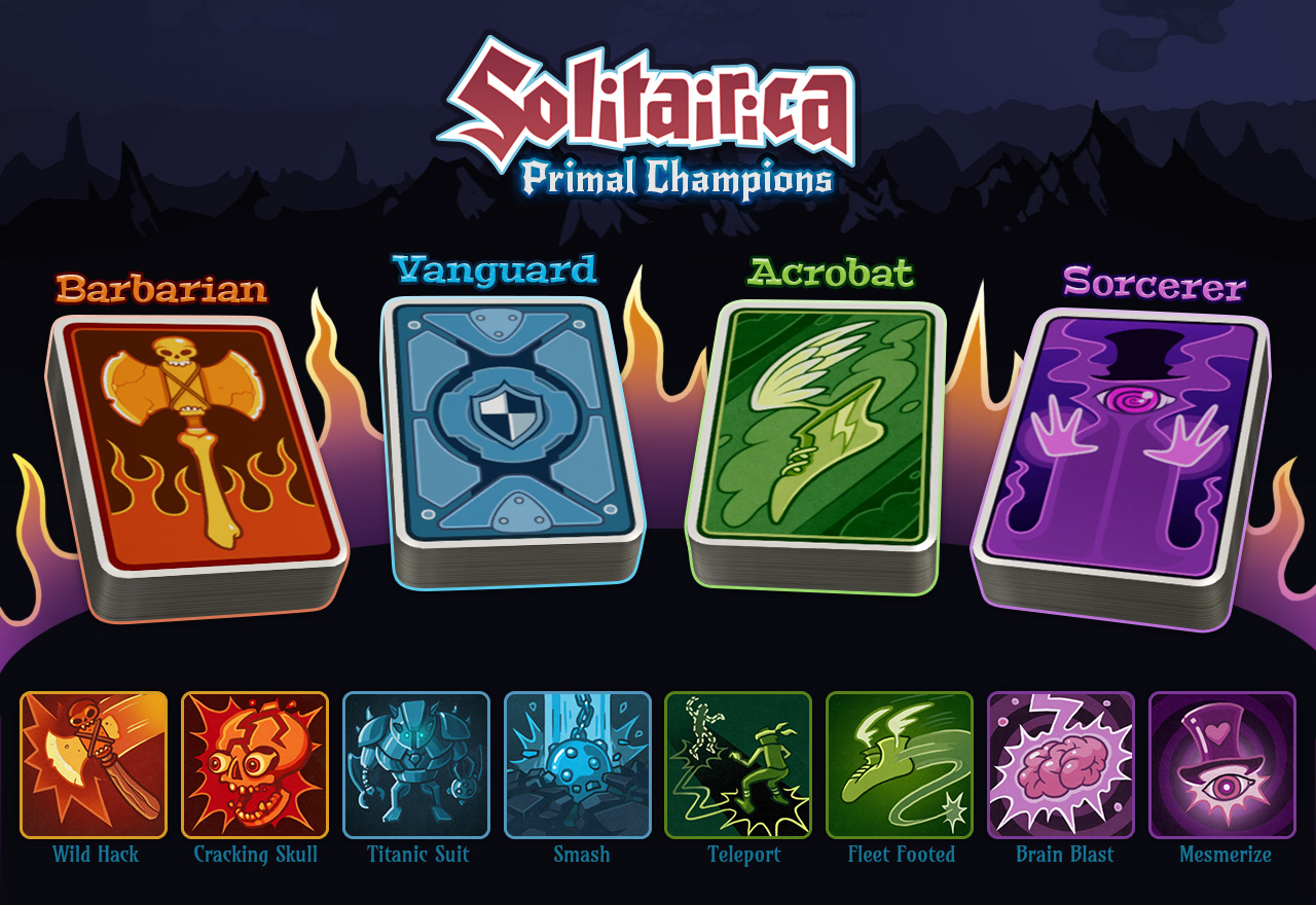 'Solitairica' Getting More Decks And Battles Tomorrow, June 29th