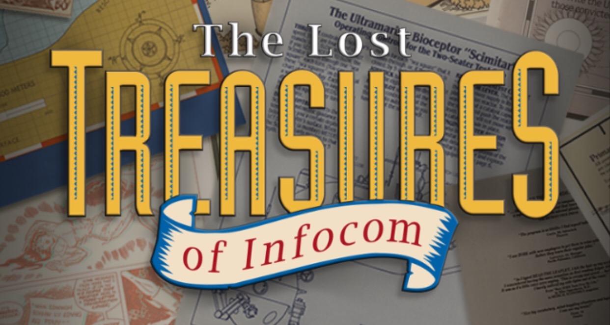 Classic Reload - 'Lost Treasures of Infocom'