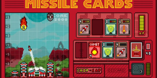 TouchArcade Game of the Week: 'Missile Cards'