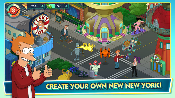 Out Now: 'Futurama: Worlds of Tomorrow', 'Missile Cards', 'Kalimba', 'Swing King and the Temple of Bling', 'Final Fantasy XV: A New Empire', 'Safari Kart', 'Fate/Grand Order', 'All That Remains: Part 1' and More