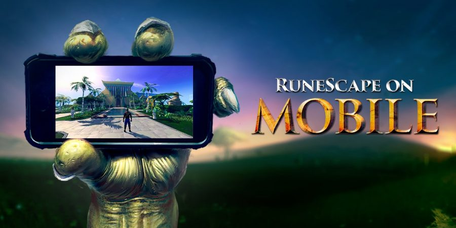 'RuneScape Mobile' and 'Old School RuneScape' Announced for iOS and Android With PC Cross-Platform Play
