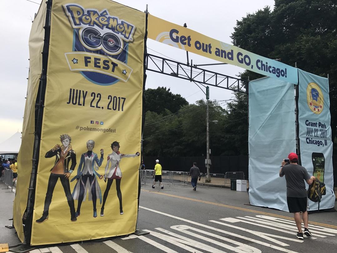 Pokémon Go Fest, Niantic's big legendary Pokémon event, is a bust