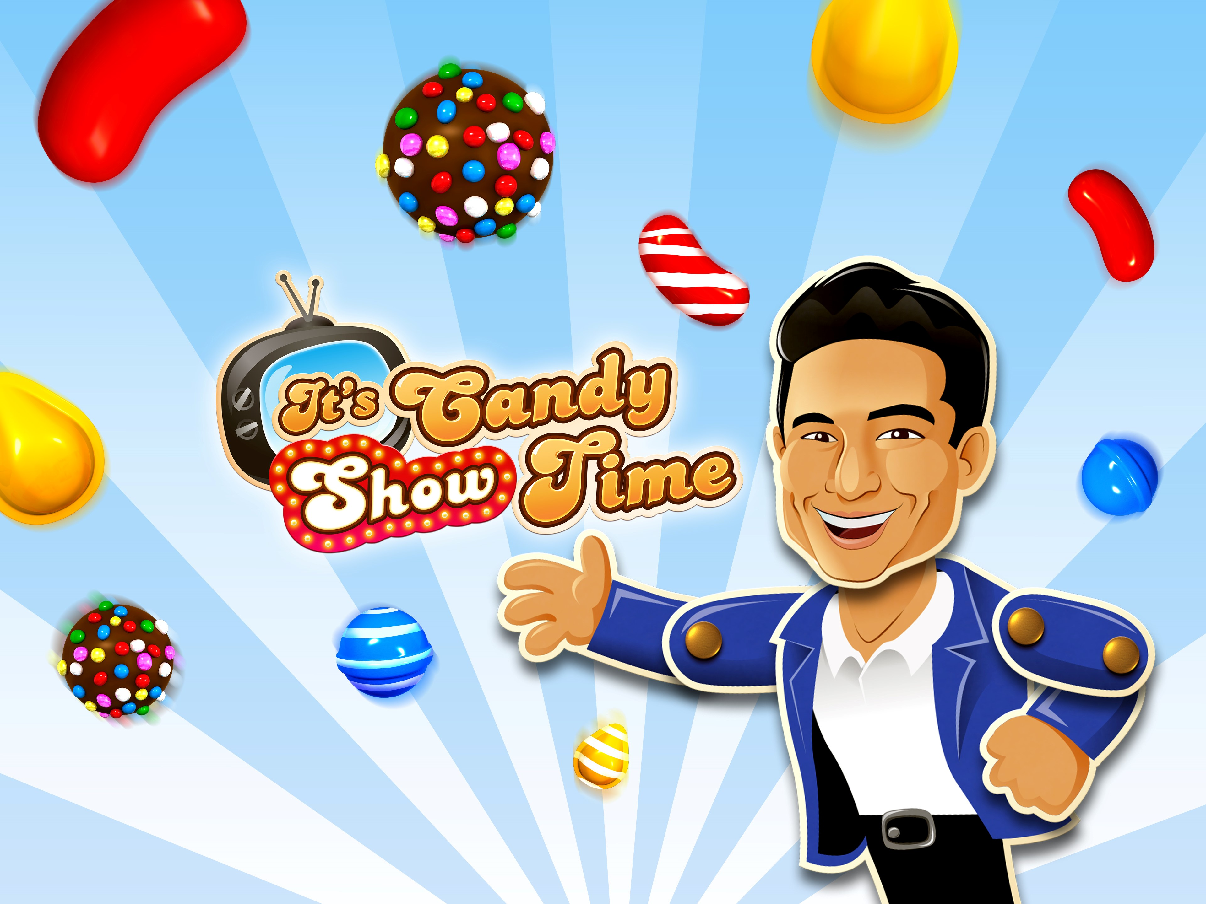 'Candy Crush' Getting Special Events and Mario Lopez as In-Game Host
