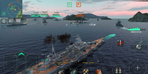 Wargaming's 'World of Warships Blitz' has Soft Launched - Go Sink Battleships