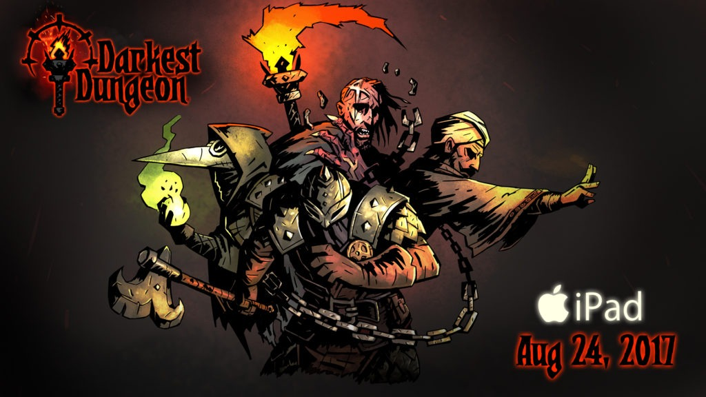 Darkest Dungeon již brzy v App Store! (Video)