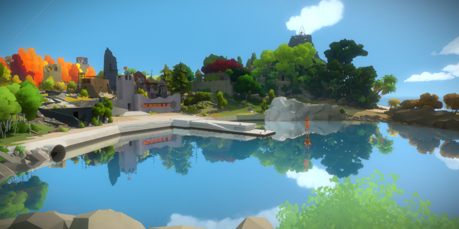 'The Witness' Review - Lost in a Maze