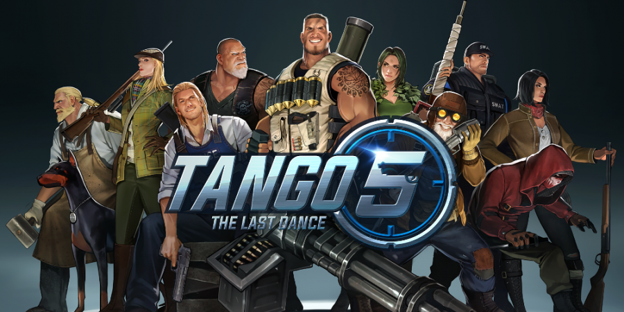 5v5 Real-Time Combat 'Tango 5' Has Soft Launched