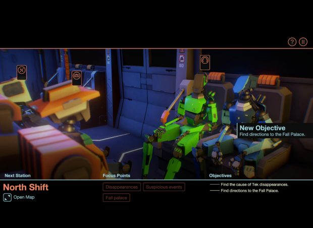 'Subsurface Circular' from Bithell Games Is Now Available on iPad