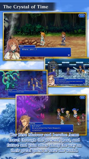 An Interview with Takashi Tokita, Director of 'Final Fantasy Dimensions 2'