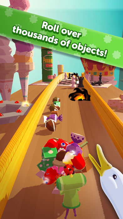 photo image Out Now: 'Reigns: Her Majesty', 'Portal Knights', 'Getting Over It', 'Ashworld', 'Big Shot Boxing', 'Amazing Katamari…