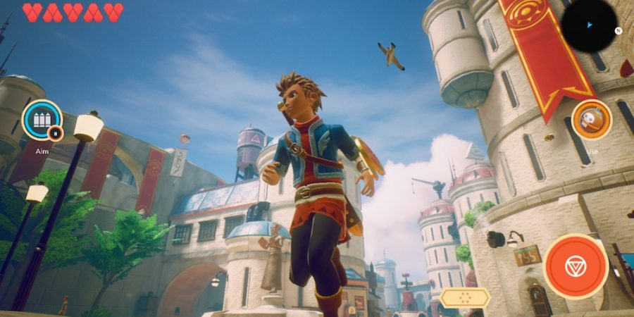 'Oceanhorn 2: Knights of the Lost Realm' Progress Update and New Screens Released