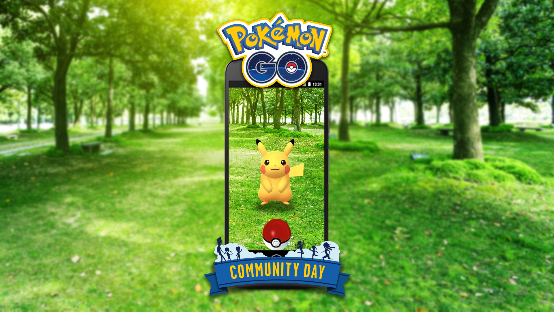 photo image Celebrate the First 'Pokemon GO' Community Day on January 20th