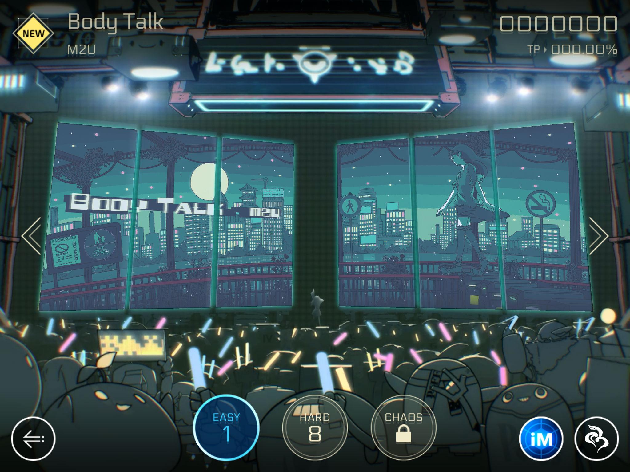 'Cytus II' Review - Finger Dance Revolution