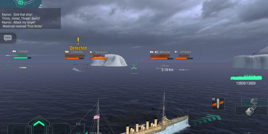 'World of Warships Blitz' Review - Smoke (and Shells and Torpedoes) on the Water