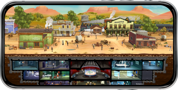 photo image Pre-Registrations for the Westworld Mobile Game from Warner Brothers Have Begun on iOS and Android, Full Game Releases…