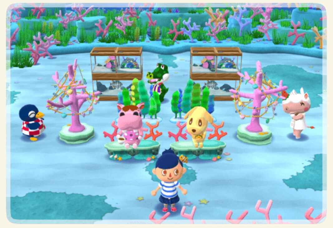 'Animal Crossing: Pocket Camp' Has a New Fishing Event Running Right Now