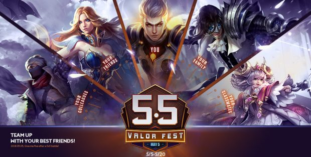 photo image 'Arena of Valor' News: The Flash Arrives, Skin Refunds, Valor Fest and More