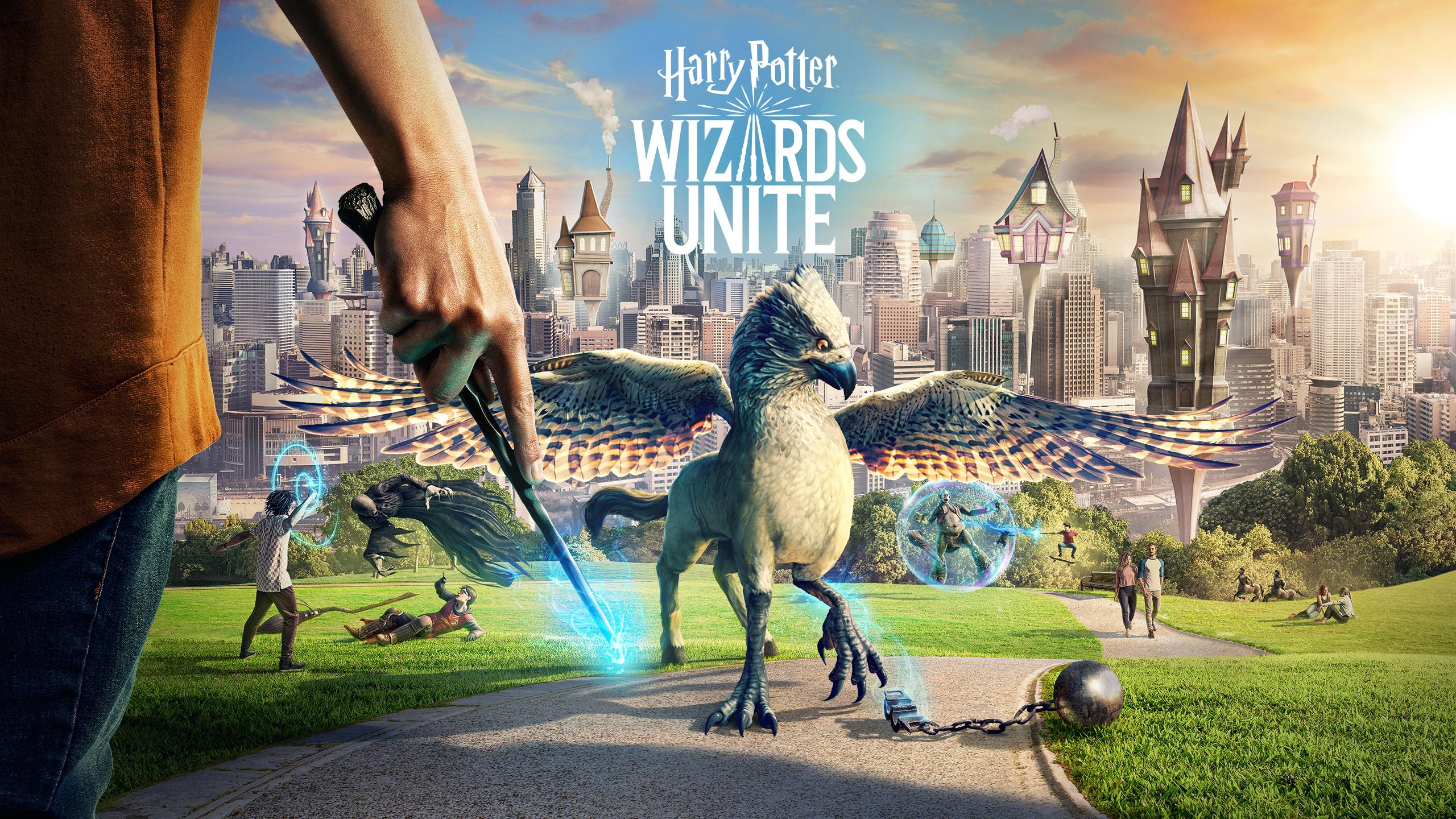 """Harry Potter: Les magiciens unissent """"width ="""" 2560 """"height ="""" 1440 """"/> <br /> Placé pour le week-end de la fête du Travail, le festival des fans se réunit avec la permission de Niantic, WB Games et de la ville d'Indianapolis Les premiers détails sur ce qui se passera exactement lors de l'événement sont un peu rares pour le moment – ce n'est pas vraiment une surprise, car le jeu n'est sorti que depuis environ une semaine aux États-Unis et au Royaume-Uni, et encore moins que dans le reste du monde – mais le communiqué de presse initial disait que les joueurs «s'engageraient dans une variété d'expériences interactives pour rapprocher l'expérience du jeu dans le monde réel."""" <br /> Nous supposerons que cela ne veut pas dire que les vrais gobelins ou les mangemorts , mais on ne sait jamais. <br /> «Les événements du monde réel font partie de l'ADN de Niantic, rassemblant des joueurs de tous les horizons au nom de l'aventure, de l'exploration et en créant des amitiés durables """", a déclaré Bill Kilday, vice-président du marketing et des événements en direct de Niantic, dans un communiqué de presse. «L'incroyable parc national de White River est entouré de la riche culture et de l'histoire d'Indianapolis et constituera le lieu idéal pour notre événement inaugural <em> Harry Potter: Wizards Unite </em>."""" </p> <div style="""