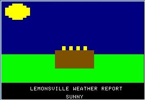 Apple II 'Lemonade Stand' Remade for iPhone – TouchArcade