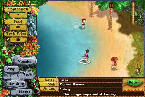 play virtual villagers free