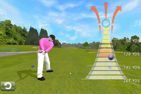 tiger woods screen