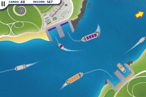 Boat Control' — er, 'Harbor Master' Arrives in App Store – TouchArcade