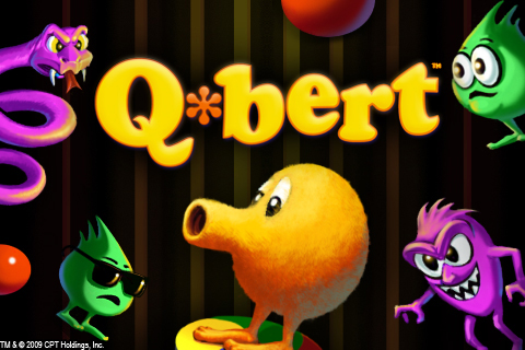 Official 'Q*Bert' Is Jumping onto the iPhone – TouchArcade
