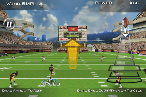 Madden iPhone 2