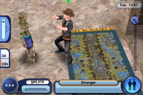 the sims 3 world adventures details revealed toucharcade