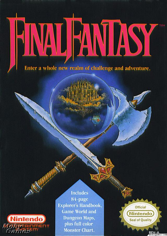Final Fantasy\' and \'Final Fantasy II\' – Excellent Ports of RPG ...