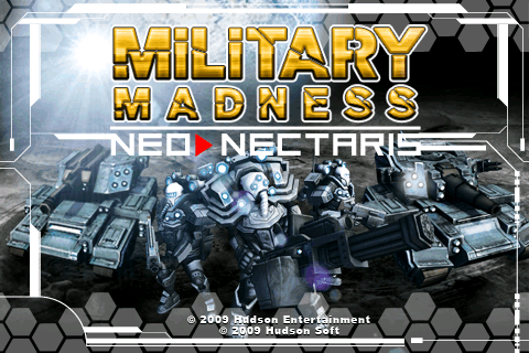 Military Madness: Neo Nectaris' – A Fantastic Classic You've