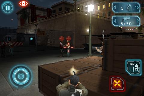 Gdc 2010 Gameloft S Tom Clancy S Splinter Cell Conviction