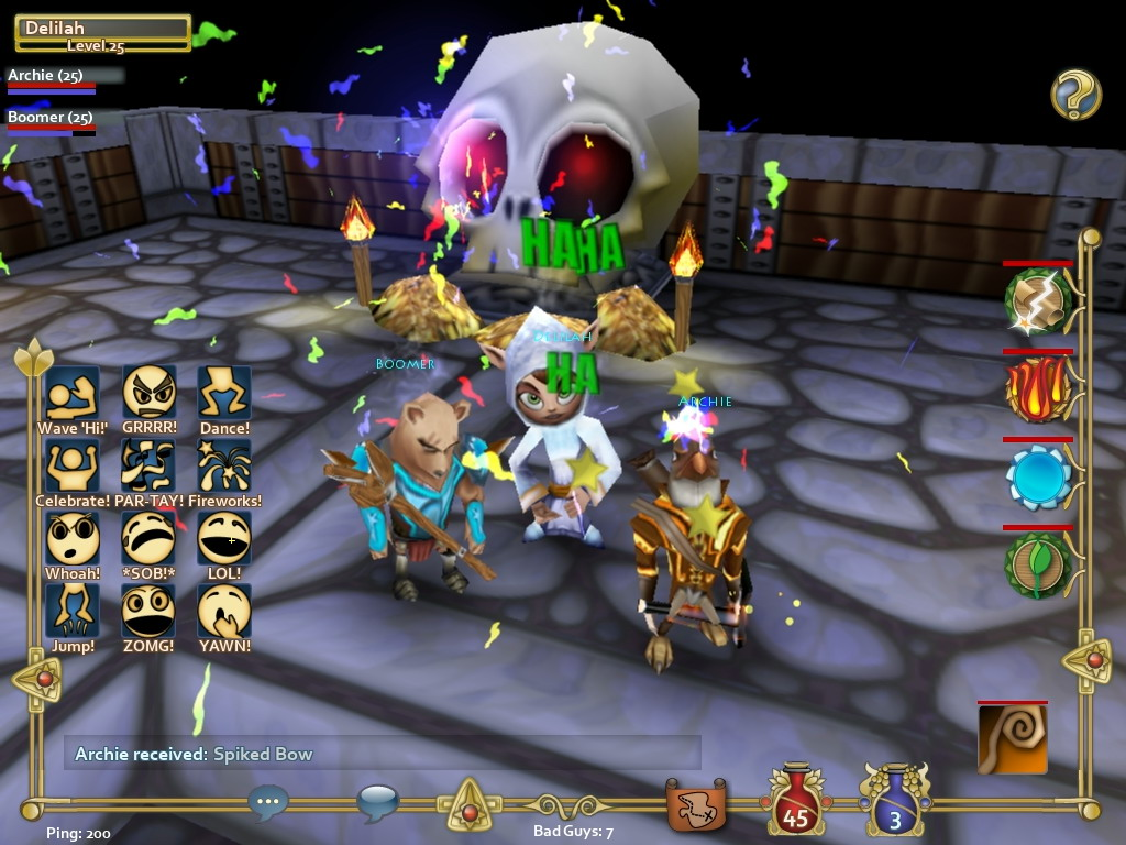 multiplayer games for iphone pocket legends a 3d massively multiplayer 15717