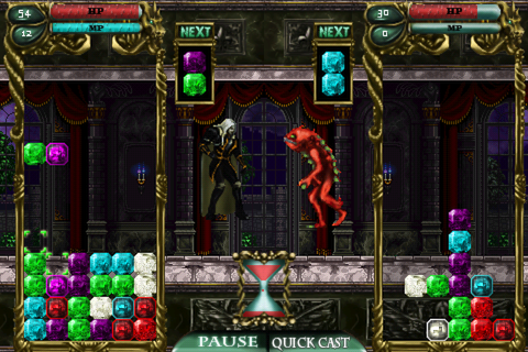 Castlevania Puzzle: Encore of the Night' Review – Gem