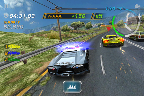 Need For Speed Hot Pursuit Review Hi Octane Cops And Robbers