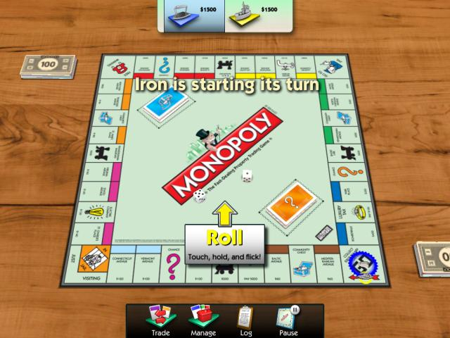 EA Mobile Hands-On Event – 'Monopoly Classic for iPad
