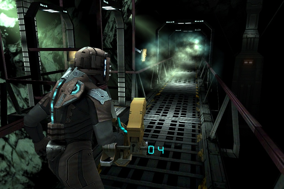 Upcoming Dead Space From EA Mobile New Screens And Impressions