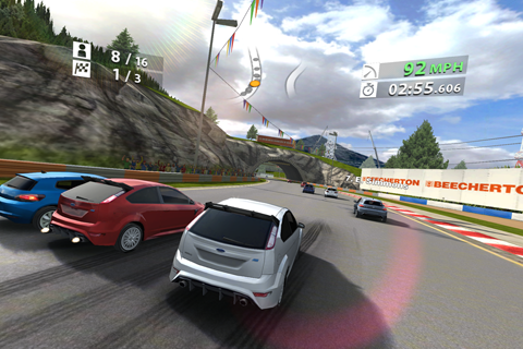 Real Racing 2 Details And Gameplay Trailer 16 Player Online