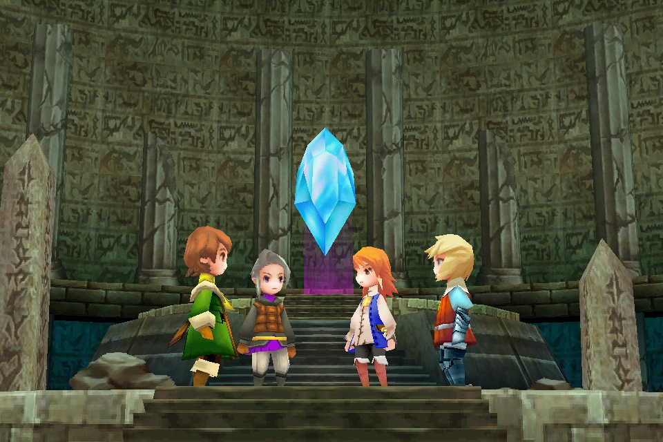 iphone final fantasy 3 review