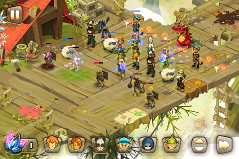 Difference between Dofus and Dofus Touch? : Dofus