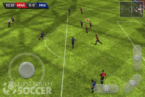 first touch soccer review a new king in soccerville toucharcade first touch soccer review a new king