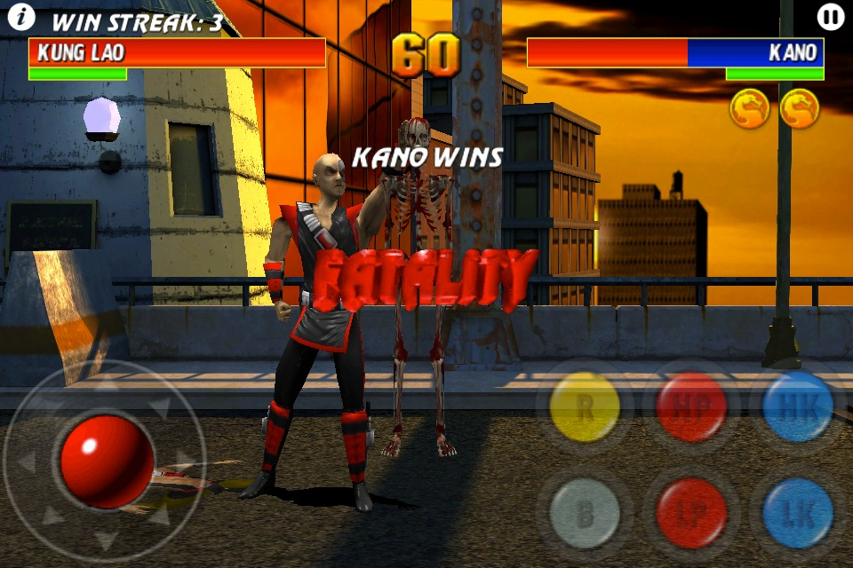 Update to 'Ultimate Mortal Kombat 3' Brings Full Roster and