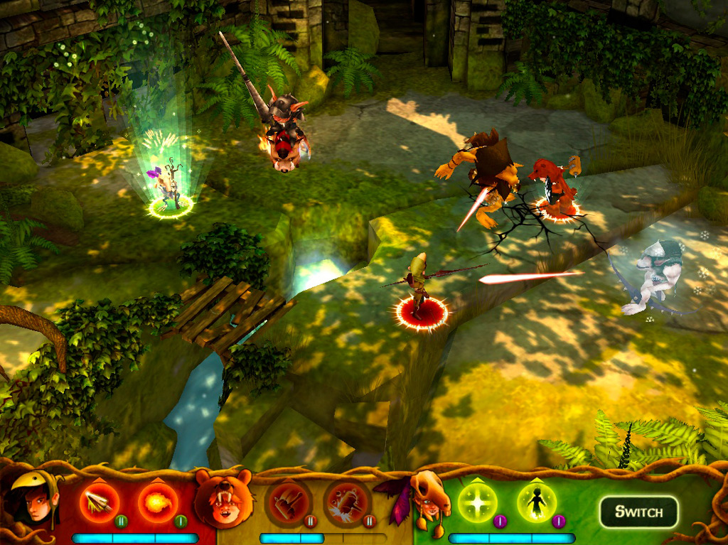 Video for Upcoming 'Kids vs. Goblins' A New Action RPG ...