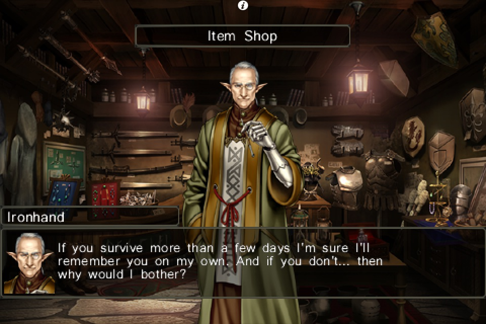 Wizardry: Labyrinth of Lost Souls' Hitting the App Store