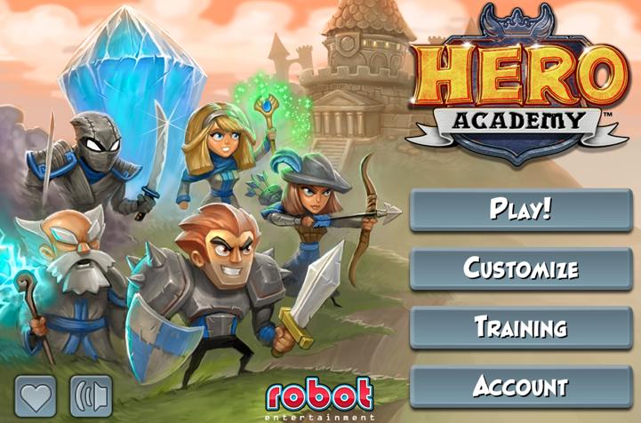 Robot Entertainment Announces First iOS Game, 'Hero Academy