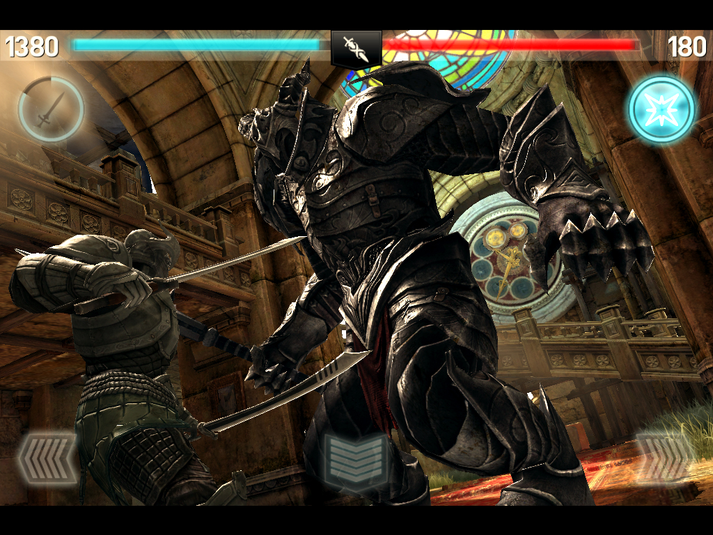 Infinity Blade 2' Hands-On Preview: An Amazing Sequel