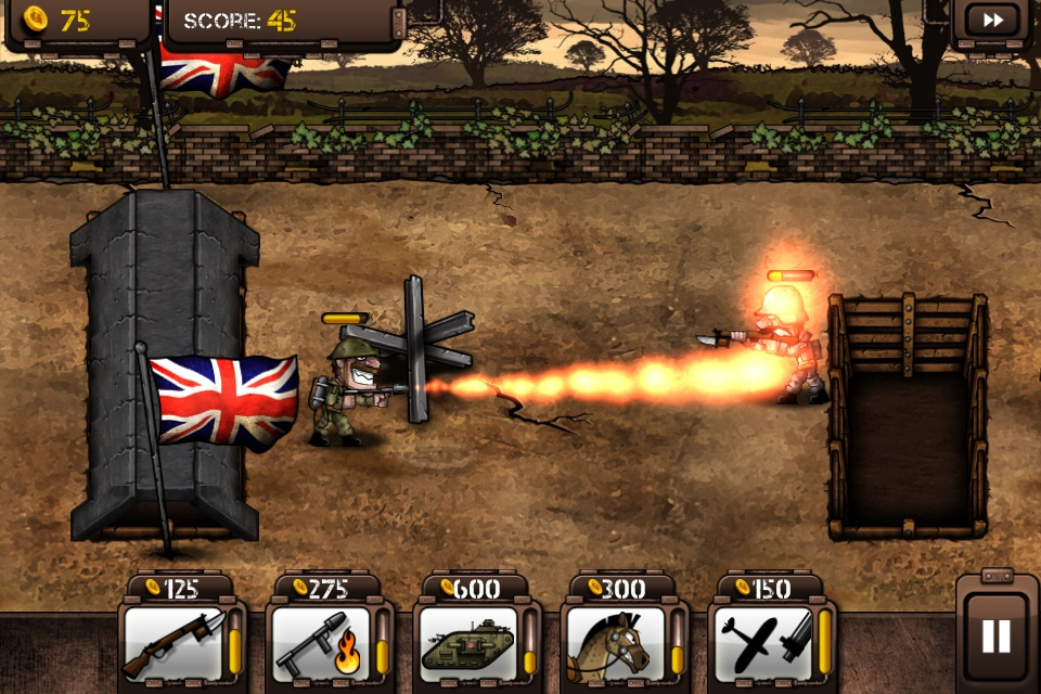 Trenches 2 games casino coin royale