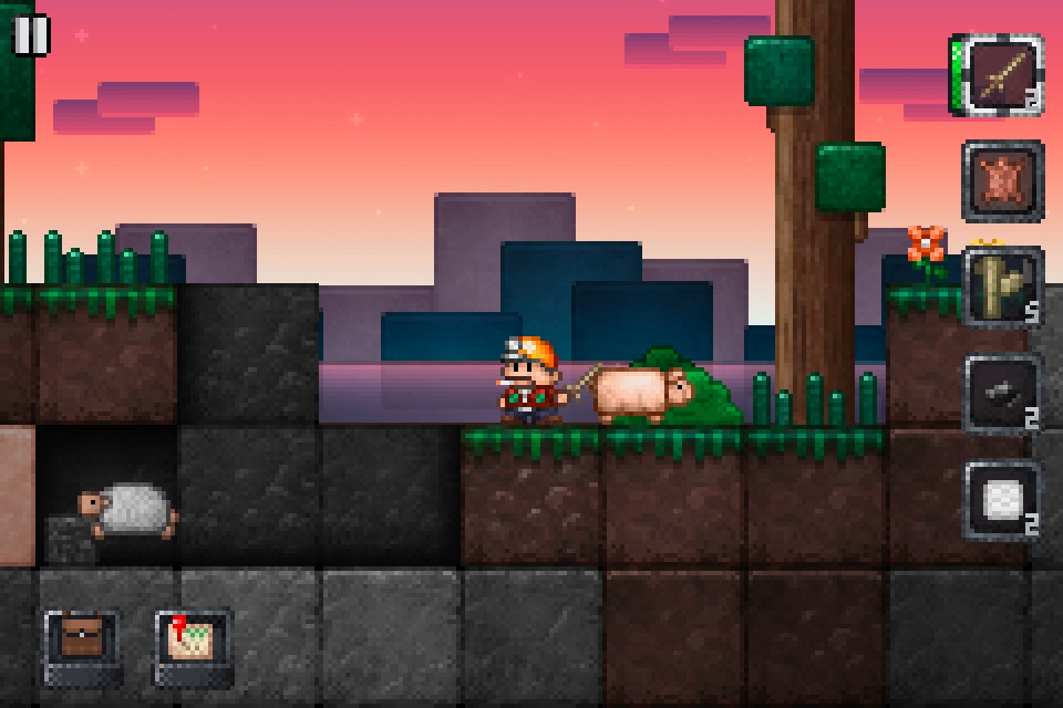 Junk Jack' Review – A Gorgeous 2D Sandbox in the Tradition of