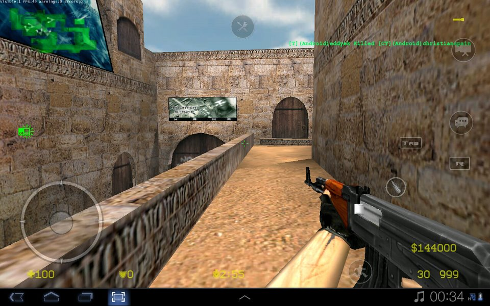 Counter Strike Source Ipad: 'Counter-Strike' Hits Mobile Devices, Sort Of